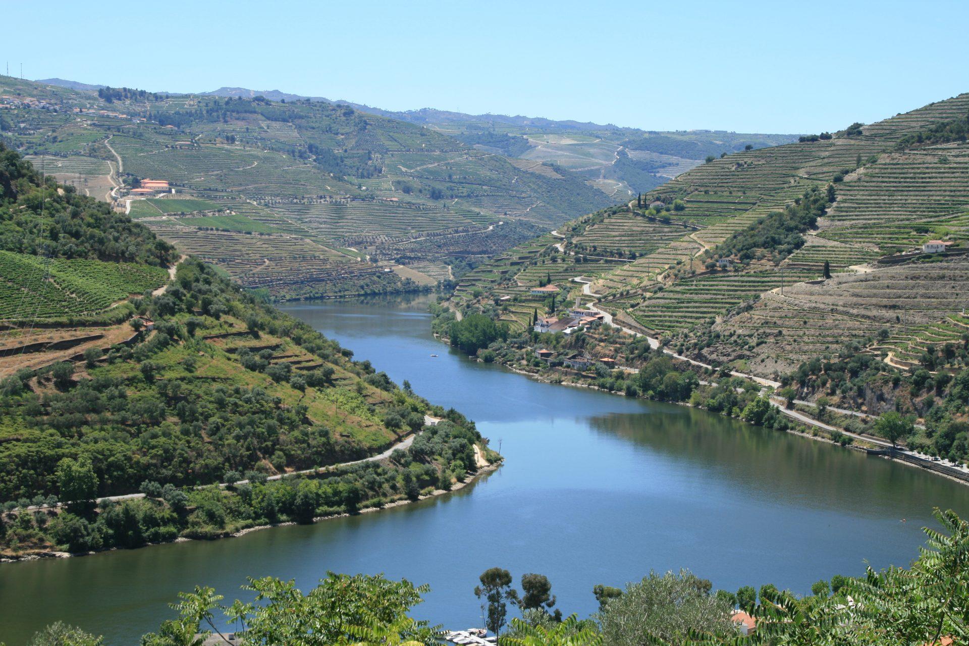 Douro Valley wine region