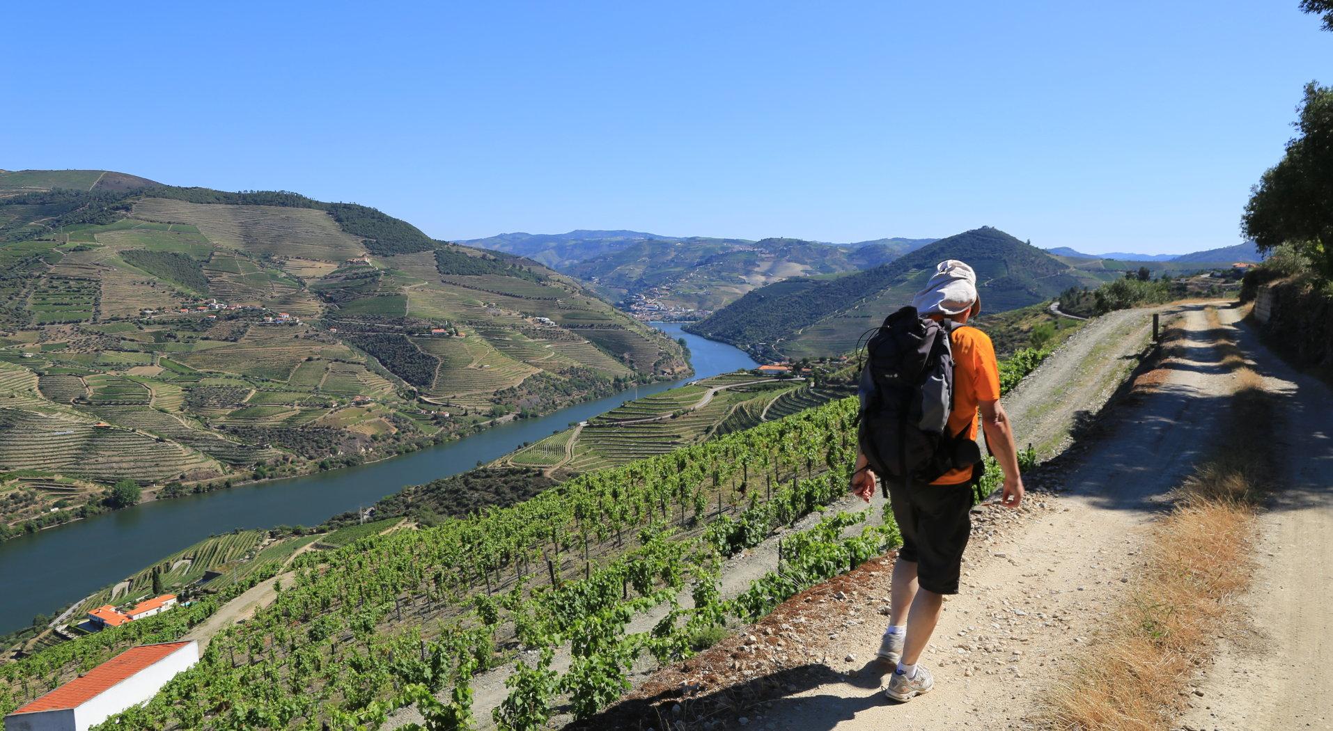 walking tours in douro