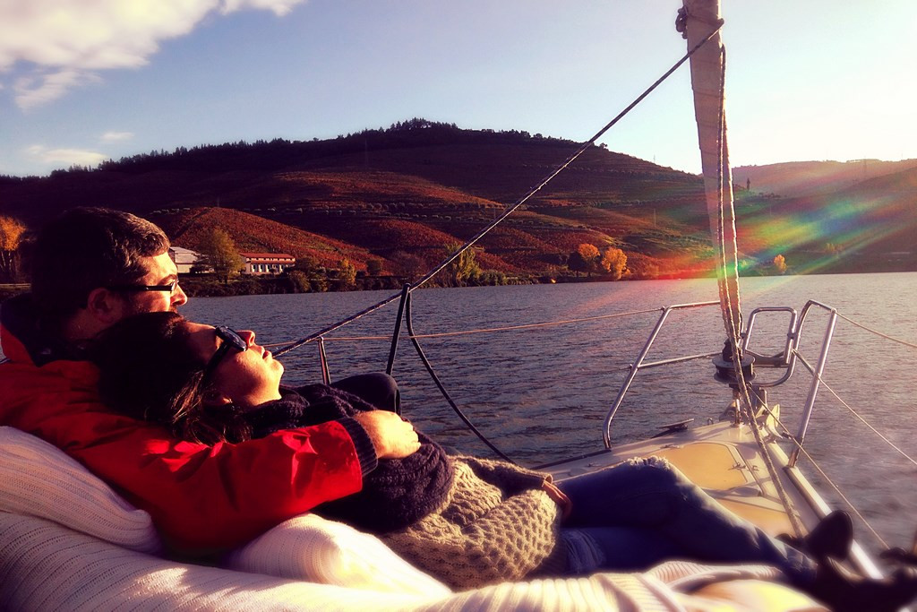 romantic experience in douro valley